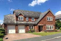 Detached house in High Warren Close...