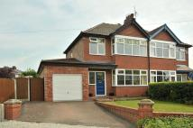 3 bed semi detached property in Meredith Avenue...