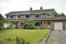 3 bed semi detached home for sale in Weaste Lane, Grappenhall...