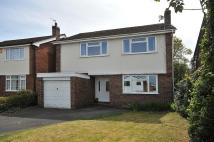 4 bed Detached house in Old Smithy Lane, Lymm...