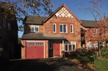 4 bed Detached house for sale in Castlemead Walk...