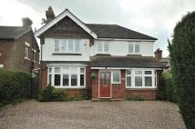 Detached home in Northwich Road, Hartford...