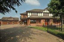 Detached property for sale in Moors Lane, Darnhall...