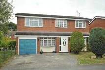 4 bedroom Detached home in Hewitt Grove, Wincham...