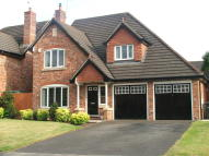 Detached home for sale in Monarch Drive, Northwich...