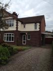 semi detached house in WEST ROAD, Northwich, CW8