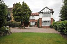Detached house for sale in Chester Road, Hartford...