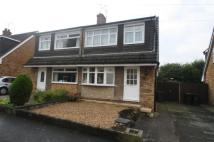 3 bed semi detached property in Derby Hill Road, Ormskirk