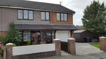 4 bed semi detached home for sale in Manor Avenue, Burscough