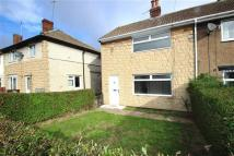 2 bed semi detached property in Church Mount...