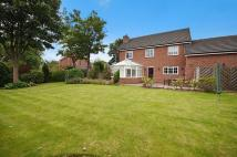 Detached property in Nickleford Hall Drive...