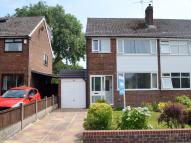 3 bed semi detached home in Smithy Lane, Cronton...