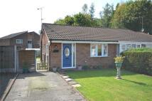 2 bedroom Semi-Detached Bungalow for sale in Barton Close, Runcorn...