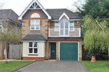 Detached home for sale in Chiltern Close...
