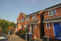 3 bed semi detached property in Charta Road, Egham...
