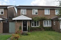 3 bed semi detached property in Eton Court...