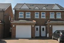 semi detached home for sale in Hughes Road, Ashford...
