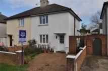3 bedroom semi detached property in Staines Road...