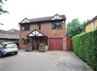 Detached house for sale in Colne Way...
