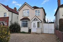 3 bedroom Detached property in Staines Road...