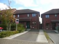semi detached home in Fossey Close...