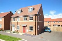 3 bedroom Town House for sale in Guyana Lane, Newton Leys...
