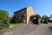 2 bedroom semi detached property in Valens Close, Crownhill...