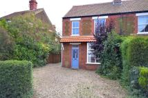 3 bed semi detached home for sale in Snettisham
