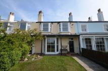 Terraced home for sale in Marine Crescent...