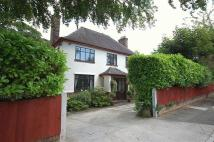 Detached house in Greendale Road, Woolton...