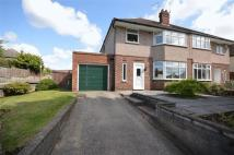 3 bedroom semi detached property for sale in Cooper Avenue North...