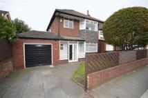 3 bed Detached house in Ashfield Road, Aigburth...