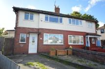 3 bed semi detached property in Mossville Close...