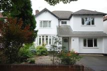 4 bedroom Detached house for sale in Queens Drive, Liverpool...