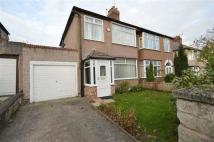 3 bedroom semi detached house for sale in Netherton Road, Allerton...