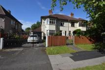 Menlove Avenue semi detached house for sale