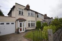 3 bed semi detached home for sale in Beauclair Drive...