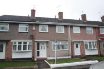 Terraced house in Carmarthen Road...