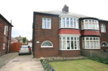 semi detached property in Redcar Lane, Redcar