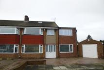 3 bedroom semi detached home to rent in Chilton Close, Acklam