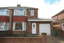 3 bedroom semi detached property in Kettleness Avenue, Redcar