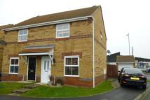2 bed semi detached property in Harrier Close, Thornaby