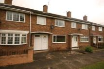 Terraced house in Hartland Grove...