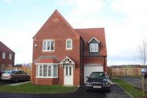Detached property in Gilkes Walk...