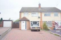 semi detached house to rent in Auckland Way, Hartburn