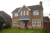 Detached home in Harlech Court...