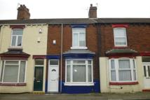 Terraced house in Beaumont Road...
