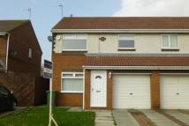 semi detached property to rent in Newlyn Way, Redcar