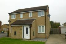 2 bedroom semi detached property to rent in Knaith Close, Yarm