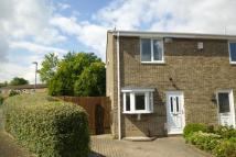 2 bed semi detached property in Hollowfield...